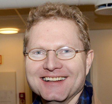 TROR PÅ LØSNING: Stortingsrepresentant Tor André Johnsen (Frp)