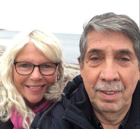 FLYTTER TIL LYNGEN: Ann Karin og Peter Bolte flytter fra Tyskland og tar over hotell i Lyngen, der Peter hadde en 15 år lang fotballkarriere.