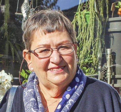 Leder eldrerådet: Ruth Martinsen.