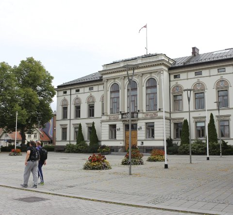SØKERLISTE: Ny leder skal ansettes i rådhuset.