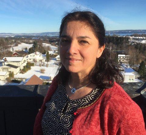 SMITTE: - VI kjenner ikke omfanget enda, sier kommuneoverlege Meera Grepp om smittetilfellet etter en russefest i Asker.