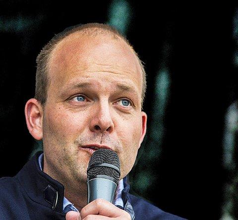 POPULÆR: Ordfører Sindre Martinsen-Evje (Ap).