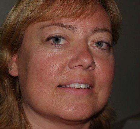 HELSE: Symre Hagen fra Kjul er snart ferdig utdannet nevrorefleksolog og har opprettet eget selskap.