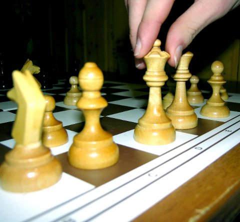 Strategier: Sjakk er et av verdens mest populære spill og har ingen aldersgrense.