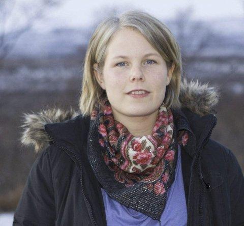 KRITISK: Kirsti Bergstø mener innbyggerne i Troms og Finnmark bør få stemme over sammenslåing.