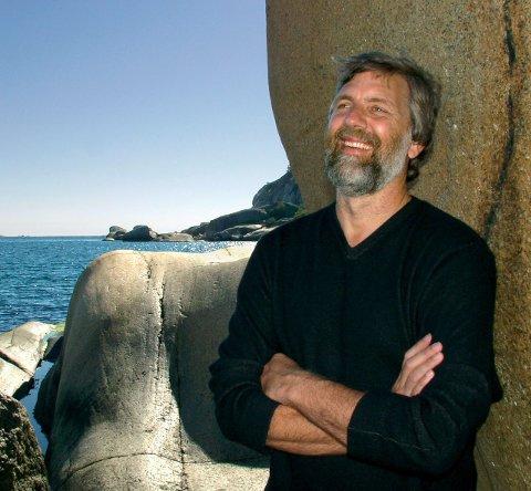Trubadur, Forfatter og Kåsør: Louis Jacoby kommer til Moss bibliotek