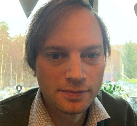 Anders Austad, kommunestyrerepresentant for Senterpartiet i Våler