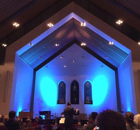 Det blir stemningsfullt med julekonsert i Nordstrand kirke