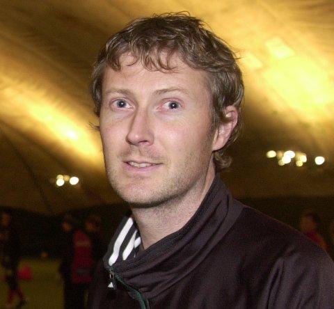 MED I TRIOEN: Arnfinn Danielsen får også ansvar for klubbens talenter på rekruttlaget.