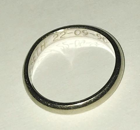 Savner du eller noen du kjenner denne ringen? spør TK-leseren.