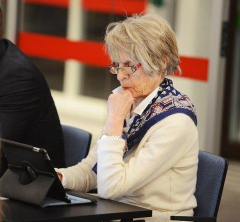 TREKKER SEG: Inger Lexow (Frp) fratrer sitt verv som nestleder i utvalg for oppvekst og opplæring.