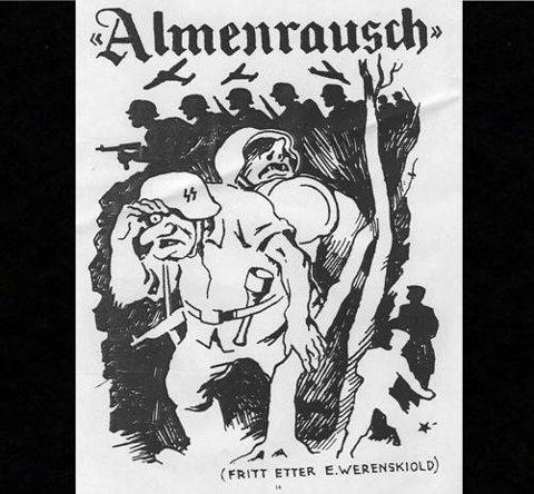 Operasjon Almenrausch var en tysk aksjon mot norsk motstandsbevegelse under andre verdenskrig.