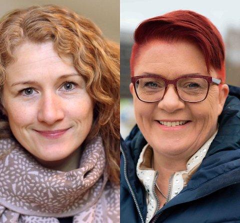Tuva Moflag og Rita Hirsum Lystad krever strakstiltak for fastlegeordningen