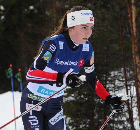 Det ble førsteplass på Ingeborg østgård under årets Rinndalsrenn.  Arkivfoto: Svein Halvor Moe.
