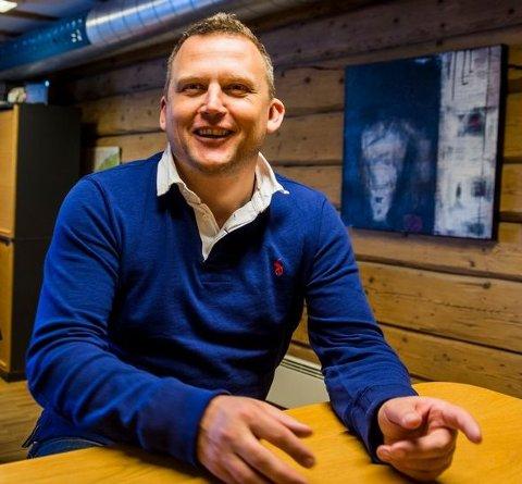 EIENDOMSINVESTOR: Øyvind Christensen fra Trondheim.