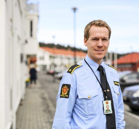Etterforskningsleder for brannen i Risør, Steffen Wam Schneider forteller at det nå jobbes med å avslutte etterforskningen.