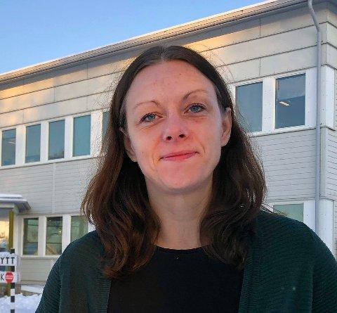 Stemt ut: Flere av ordfører Britt Kristoffersens egne partifeller sørget for at hun ikke får delta i det viktige arbeidet med å utrede framtidig helsehus i kommunen.