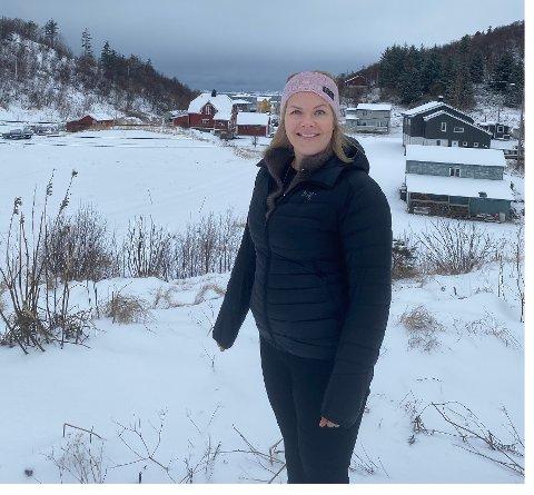 Dro nordover: Aase Refsnes er siviløkonomen fra Oslo som har flyttet til en liten kommune i Nordland og blitt sterkt engasjert i distriktspolitikken som føres.