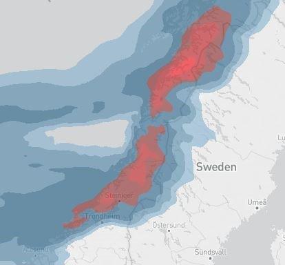 SNØ SNØ SNØ: Den etterlengtede påskesnøen lar i år vente på seg til påska (nesten) er ferdig.