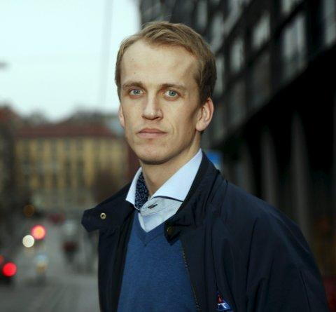Distriktsleder i Trygg Trafikk Hordaland, Knut Olav R. Nestås.