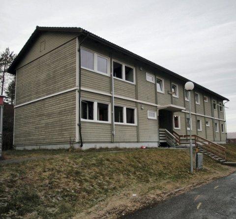 Lagt ned: Frem til 31. mars i 2015 var det drift ved Skistua Mottak i Narvik. Da ble det lagt med etter 27 års drift. Det blir ikke ny drift av mottak i Narvik med det aller første.