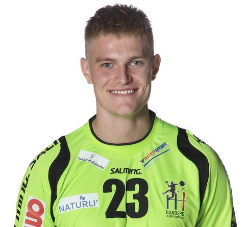 TIL HALDEN: Toke Bjelke Schrøder har skrevet under en 2 års kontrakt med Halden Topphåndball.