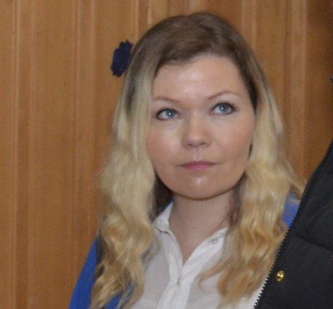 Marianne Solheim: Nå både kommunestyrerepresentant og medlem i driftskomiteen.