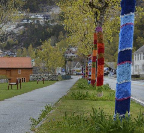 I Eidfjord er snittlønna på 41 210 kroner. Arkivfoto: Eli Lund