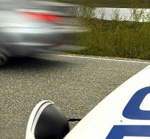 RÅKJØRTE: Mannen ble dømt for råkjøring.