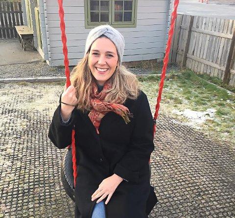 Styreleder: Anniken Nylund Aasjord er styreleder i Filipstua friluftsbarnehage og fornøyd med samarbeidet med kommunen