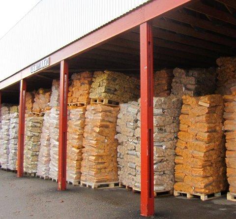ASVO:  ASVO Vestvågøy har fortsatt ved på lager