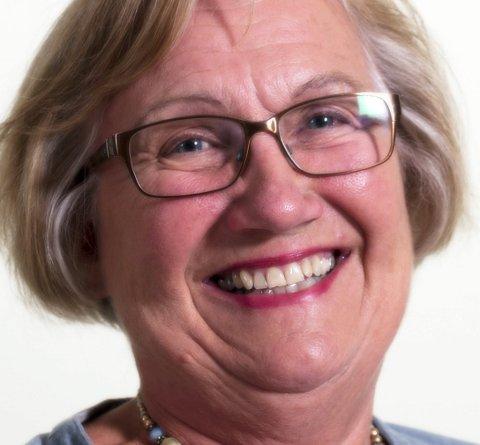 Alle: Leder i Mental Helse Hemnes Birgit Fjelldal vil ha alle med.