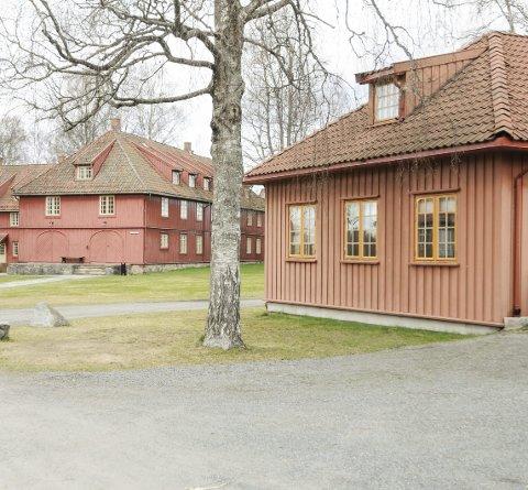 FREDET: Blaker Skanse i Sørum kommune. foto: Anita Jacobsen