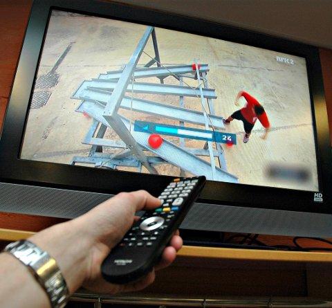 TV: Nå kan cirka en halv million parabolkunder se nabolands-tv.