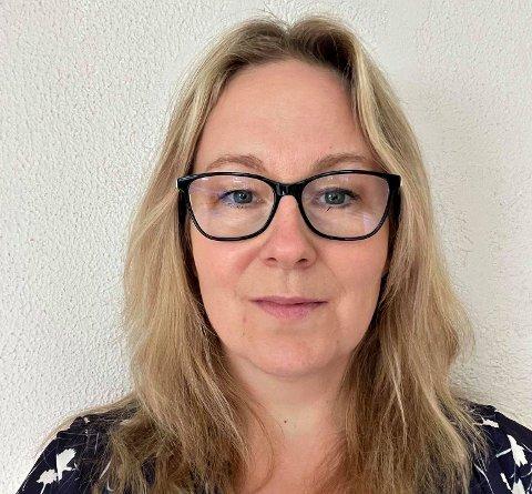 – Det er et arbeid som gir stor mening, sier Katrine Mauset om sin nye jobb.