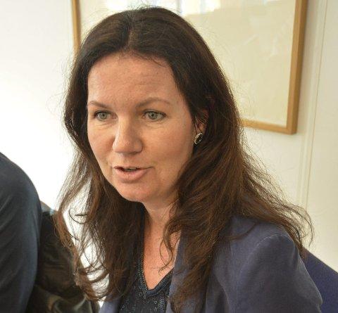 BLIR STYRER: Linda Fedje har vært enhetsleder for barnehage i Tvedestrand i mange år, men nå er det ikke lenger plass til henne i rådmannens ledergruppe.