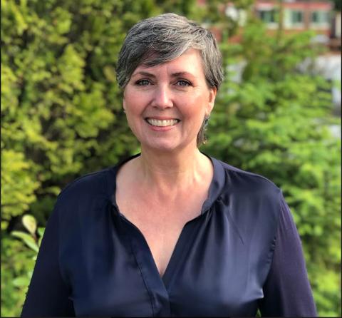 Inger Lise Brekke (H) er fast medlem av kommunestyret. Ho er også aktuell som ordførar.