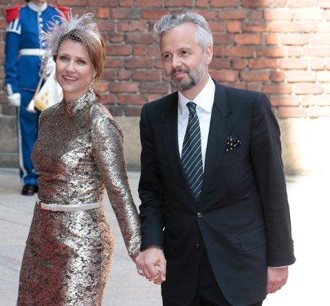 SKILLES: Prinsesse Märtha Louise og Ari Behn skilles etter 14 års ekteskap.
