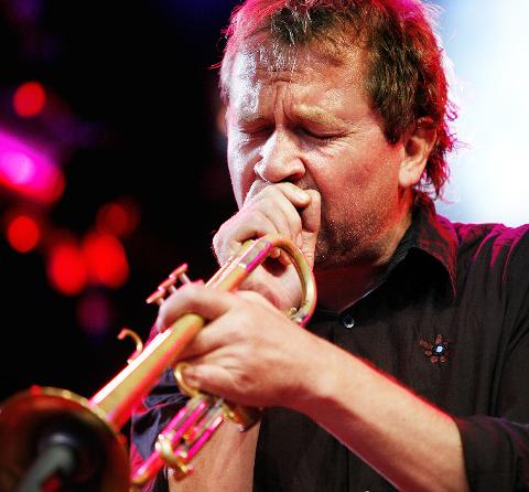 Hovedgjest: Nils Petter Molvær kommer til Vinterjazzfestivalen som festivalartist. Det kan bety spennende trompettoner.