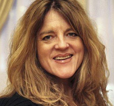 INSPIRASJONSHELG: Hilde Frafjord Johnson innleder på det åpne møtet i Mosjøen fredag.