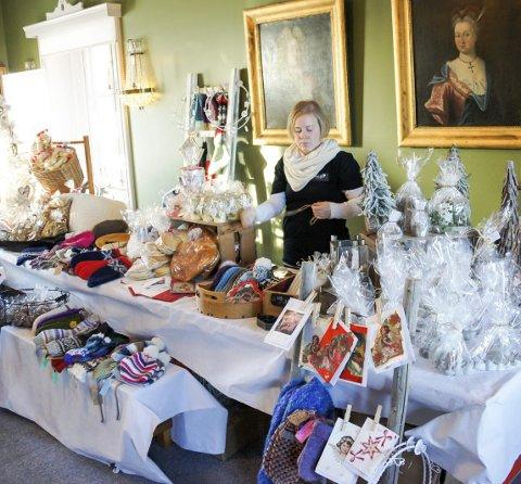 Jeanette Haugen og Filadelfia Fosser inviterer til julemarked på Øsken gård søndag 20. november. Foto: Privat