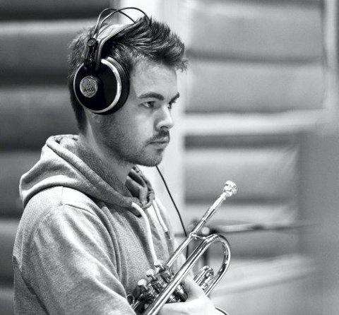 Nye stemmer: Magnus Aannestad Oseth kommer til jazzfestivalen  med egenkomponert musikk.