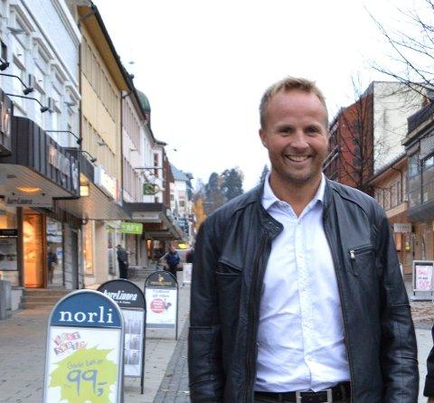 UVISST: Geir Skari har ennå ikke bestemt seg for hvordan Kløverhotellet skal brukes.