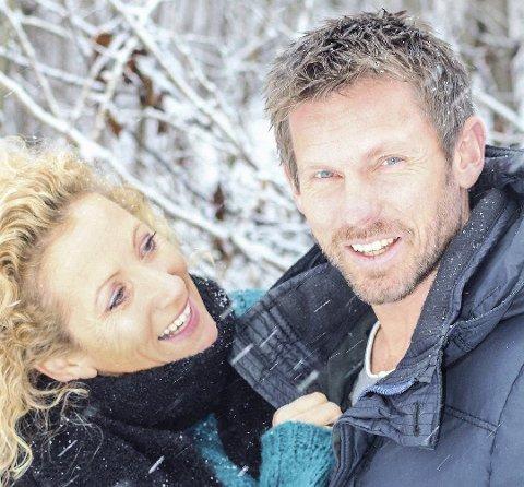 Bianca og Espen Simonsen. I innsatsen for eget parforhold, ble også deres eget firma til, der de blant mye annet holder kurs for andre par.