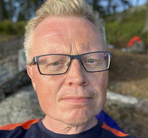 FORFATTER: Vidar Kvalshaug er den sjette som får Bjørg Vik-prisen.
