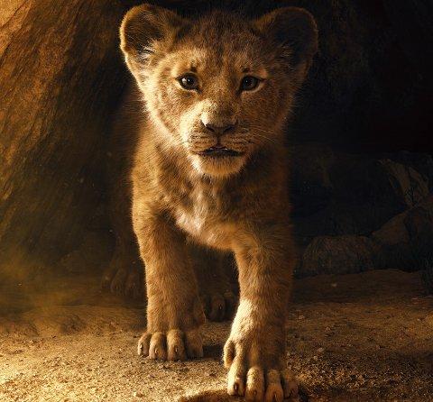 DISNEY: Løvenens konge kommer på kino juli 2019.