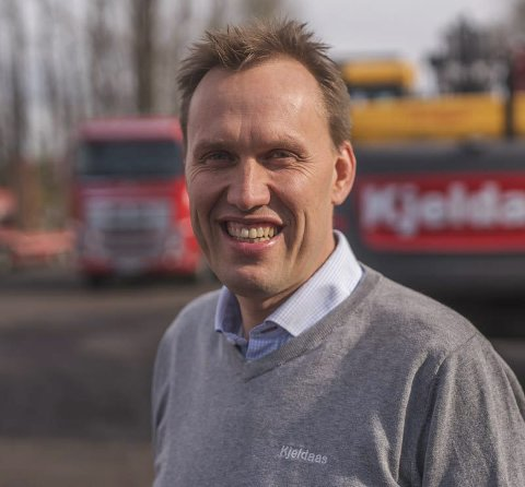 Kan bli verdensmester: Thor Ambjørn Kjeldaas. Foto: NYG Design / Kjeldaas AS