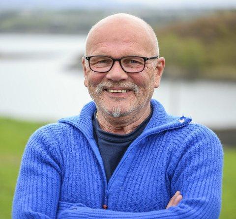 Sjømann: Jeg bruker å si at oppdragelsen min har jeg ikke fått av foreldrene mine, men av sjøen. Jeg var nesten aldri hjemme, sier Rune Larsen.