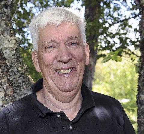 Robert Giske i Nordmøre hjemmebryggar laug håper på stort oppmøte i Småbåtlaget lørdag.