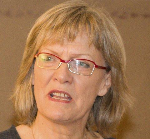 ENGASJERT: Stortingsrepres-entant Karin Andersen (SV).